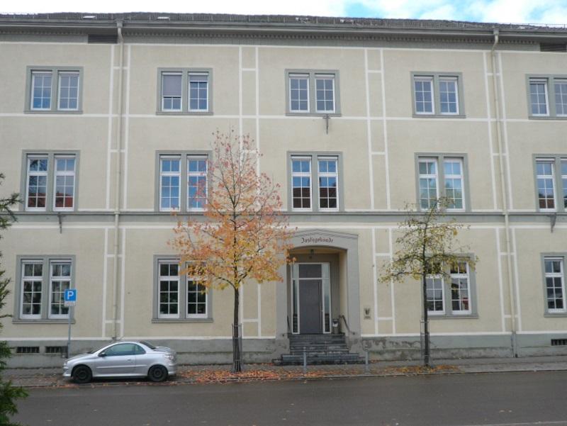 Ansicht Amtsgericht Waldshut-Tiengen