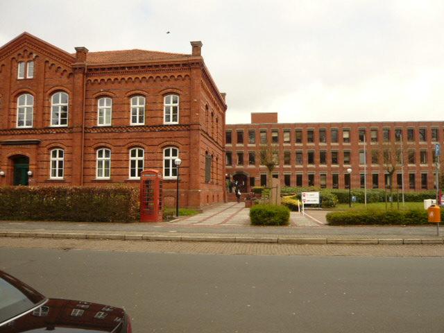 Ansicht Amtsgericht Wilhelmshaven