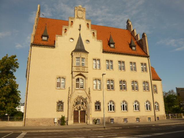 Ansicht Amtsgericht Wittenberg