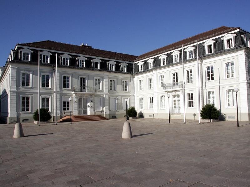 Ansicht Amtsgericht Zweibrücken
