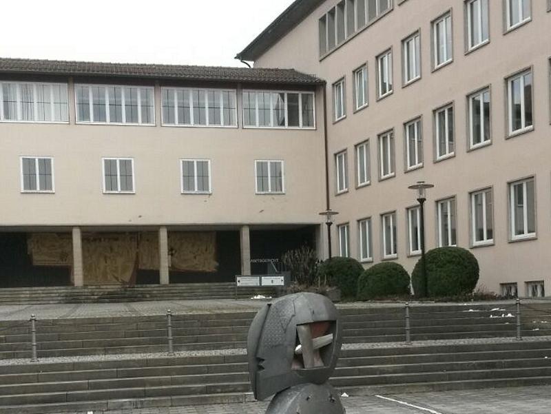 Ansicht Amtsgericht Crailsheim