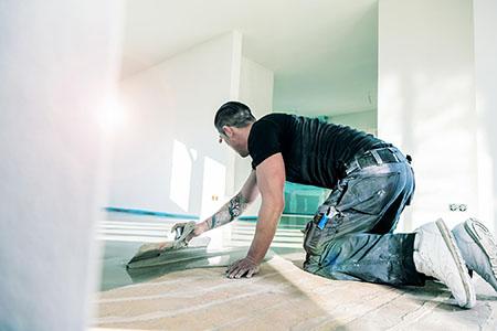 Förderung bei Renovierung / Sanierung
