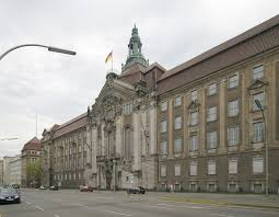 Ansicht Amtsgericht Berlin-Schöneberg