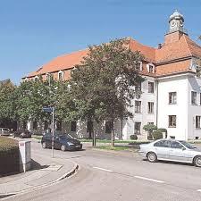 Ansicht Amtsgericht Weilheim i. OB