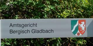 Ansicht Amtsgericht Bergisch Gladbach