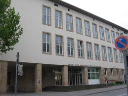 Ansicht Amtsgericht Paderborn