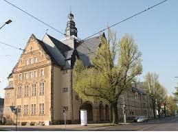 Ansicht Amtsgericht Halberstadt