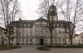 Ansicht Amtsgericht Detmold