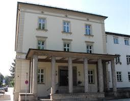 Ansicht Amtsgericht Rosenheim