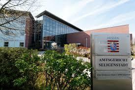 Ansicht Amtsgericht Seligenstadt