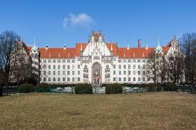 Ansicht Amtsgericht Berlin-Wedding