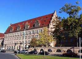 Ansicht Amtsgericht Nürnberg