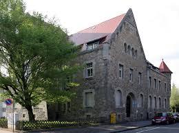 Ansicht Amtsgericht Bensheim