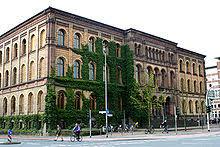 Ansicht Amtsgericht Münster