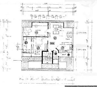 Geräumige 3,5 Raumwohnung mit grossem Wohnzimmer und offener Küche in Kirchhellen