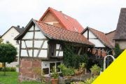 Titelbild Stilvolles -vollständig saniertes- altfränkisches Bauernhaus mit viel Platz