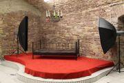 Titelbild Studio, Ausstellungsfläche, Galerie, Atelier, ca. 247 m² in historischem Gewölbekeller