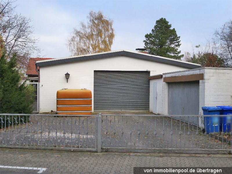 Doppelgarage mit werkstatt  Zwangsversteigerung Werkstatt mit Betriebswohnung // Amtsgericht ...