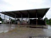 Titelbild Zwangsversteigerung überdachtes Stahlskelettgebäude