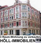 Titelbild www.immo-hoell.com, Tel. 0345/566560:  3-Raum Wohnung Robert-Franz-Ring 7 zur Kapitalanlag