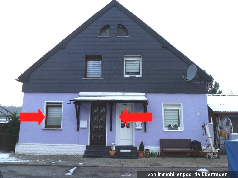 Zwangsversteigerung Doppelhaushälfte