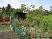 Titelbild Zwangsversteigerung Gartengrundstück mit Gerätehütte