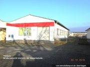 Titelbild Zwangsversteigerung Gewerbehalle mit Büro- und Sozialtrakt