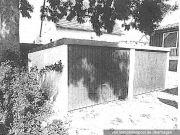 Garage straßenseitig