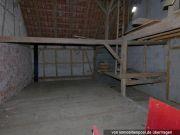 Dachboden über Garage
