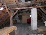 Dachboden über Wohnung