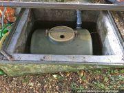 Regenwassersammler