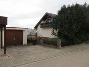 Garage und Westgiebel