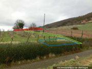 Titelbild unbebautes Grundstück, Anteil an Zugangsweg sowie Grünfläche