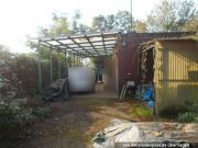 Titelbild Zwangsversteigerung Lagerhalle, Lagerbunker und Gartenland