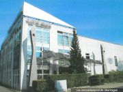 Titelbild Zwangsversteigerung Halle mit Büroteil