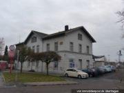 Titelbild Zwangsversteigerung Wohnhaus (ehem. Bahnhofsgebäude)