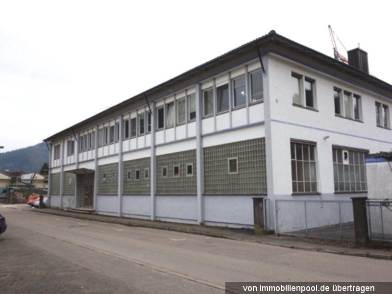 Zwangsversteigerung ehemaliges Industriegebäude