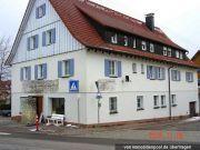 Wohn- und Geschäftshaus, unbeb. Grundstück, Weganteil