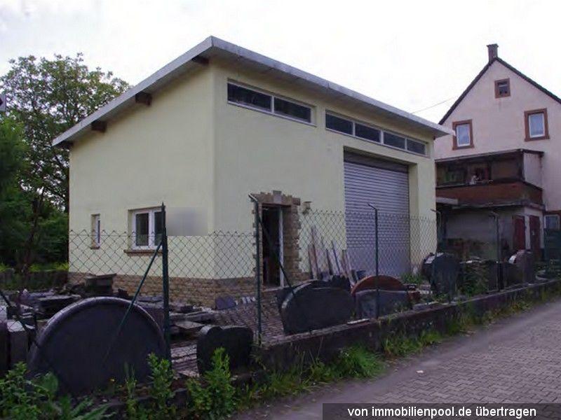Zwangsversteigerung Werkstattgebäude
