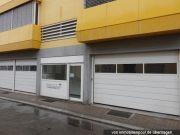 Zugang und Garagen