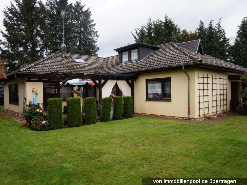 Titelbild Zwangsversteigerung Einfamilienhaus (Bungalow)
