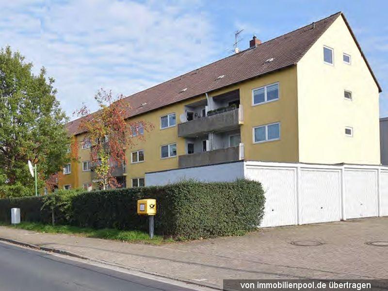 Zwangsversteigerung drei Mehrfamilienhäuser und Garagengrundstück