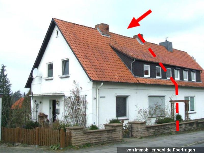 Zwangsversteigerung Doppelhaushälfte mit Garage