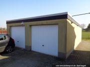 rechte Garage