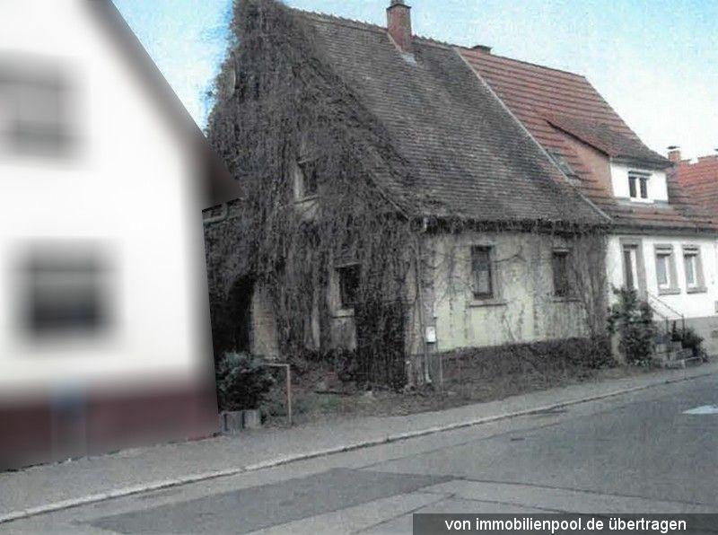 Zwangsversteigerung Wohnhaus und Gartengrundstück