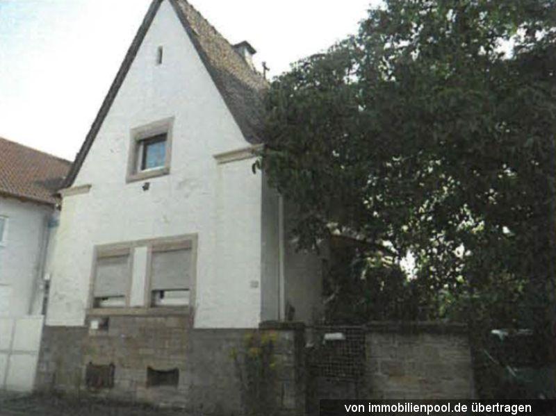 Zwangsversteigerung Wohnhaus